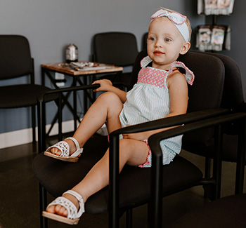 Chiropractic for children at Inside Out Chiropractic in Tulsa