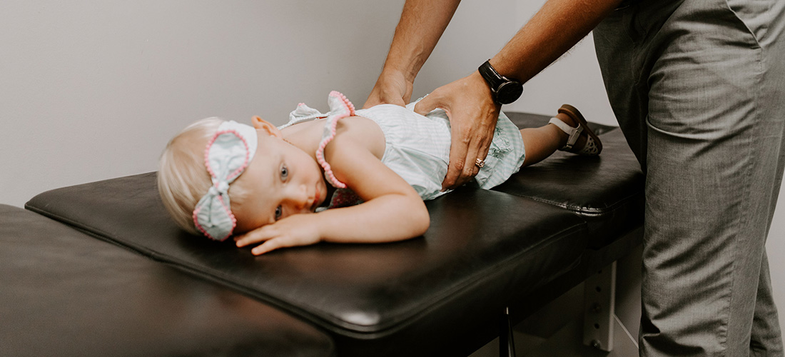 Family health at Inside Out Chiropractic in Tulsa