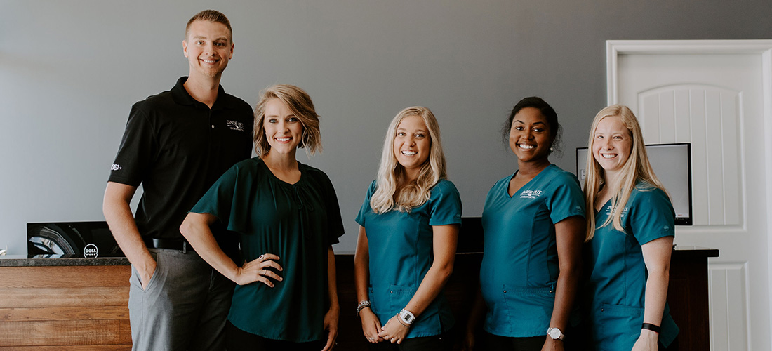Meet the team at Inside Out Chiropractic in Tulsa