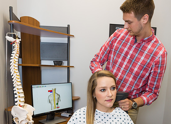 Inside Out Chiropractic uses NASA certified technology