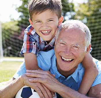 Chiropractic for seniors in Tulsa at Inside Out Chiropractic