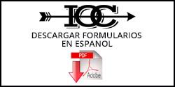 Descargar Inside Out Chiropractic nuevos formularios para pacientes en español